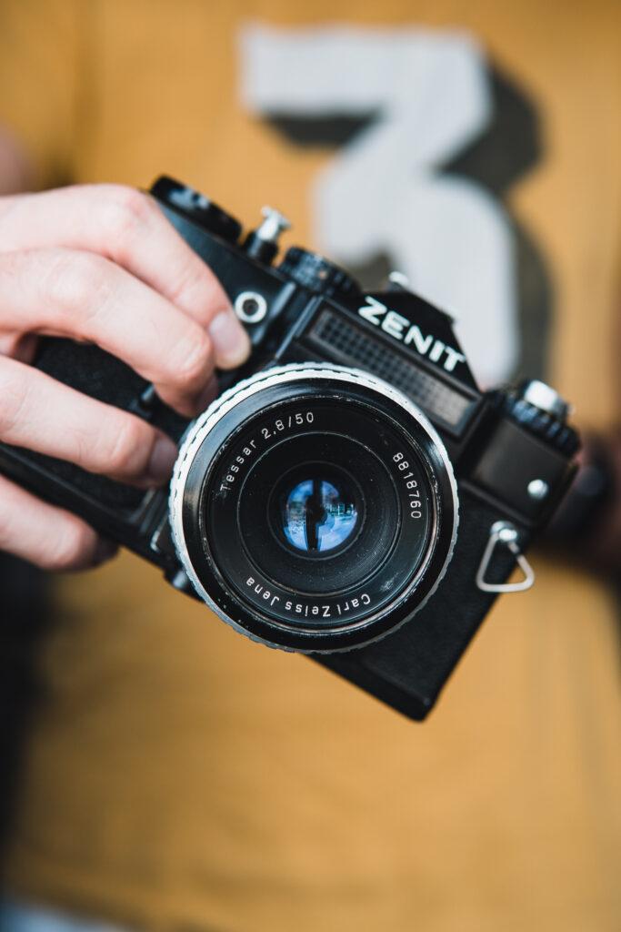 Carl Zeiss Jena Tessar 50mm f/2.8